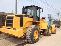 Used construction machinery 5 ton Liugong CLG856 wheel loader for sale