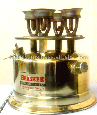 Brass Stove for heating Autoclave