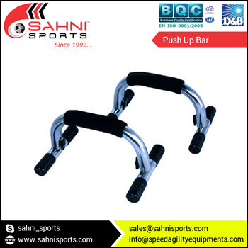 Hot Sale Training Heavy Duty Steel Push Up Bar