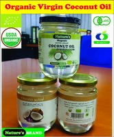 Extra ORGANIC VIRGIN COCONUT OIL from Sri Lanka- ISO 22000 CERTIFICATED FACTORY- ORGANIC - EU/USDA/JAS/KOREAN Organic
