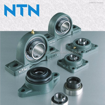 Reliable NTN ball bearing made in Japan, small lot order available