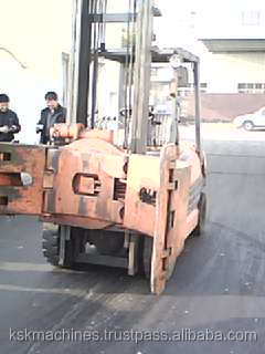 China Used Japanese Engine 2.5T Diesel Forklifts On Sale