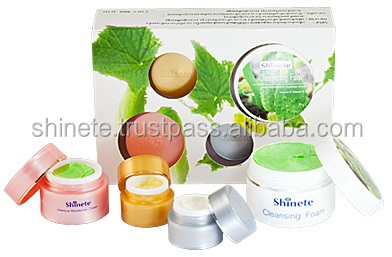 Whitening Cream Reduces Wrinkle and Dark Spots, Anti freckles, Melasma by Shinete