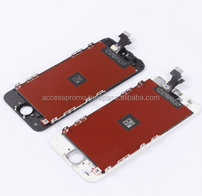 China wholesale lcd Mobile phone Glass screen display touch digitizer LCD assembly for appple iphone 4 4s.