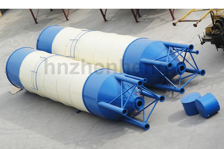 50T 100T 150T 200T Bolted Type Vertical Cement Silo Supplier