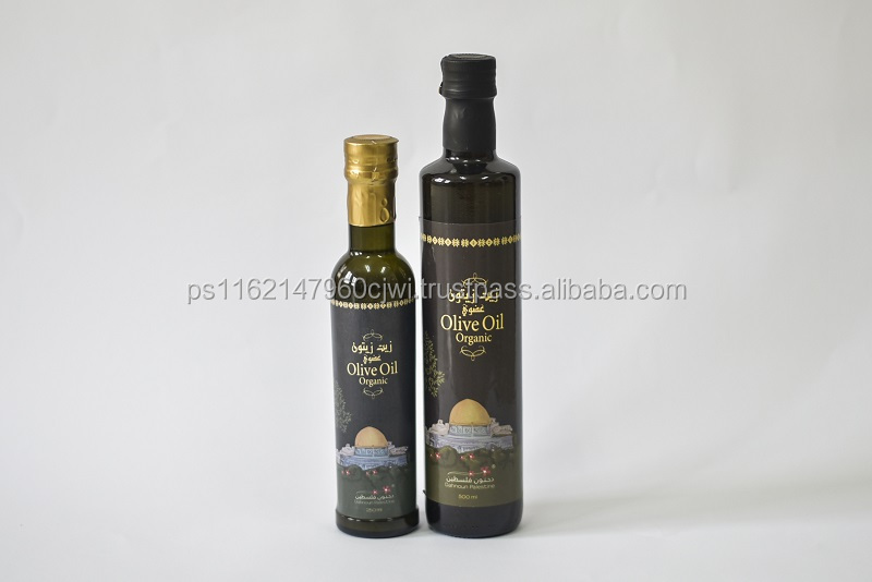 Organic Extra Virgin Olive Oil OEVOO