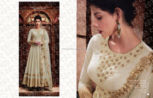 Ladies winter suit salwar kameez/bollywood Indian anarkali dress / Pakistani dress design salwar kameez