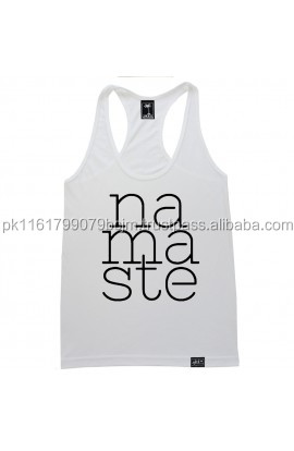 Women Sublimation Training Gym Tank Tops