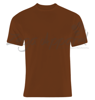 Zegaapparel eco-friendly men short sleeve tshirt