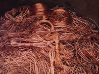 Copper Millberry / Wire Scrap 99.99% Purity with 100%