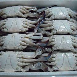 Whole Cleaned Soft Shell Raw Crab In Bulk!