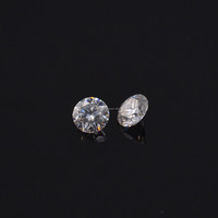 Loose White Brilliant MOISSANITE 6 50