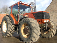 Used tractor Fiat F130