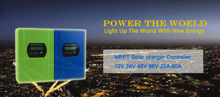 12V 24V 48V optional mppt wind or solar energy charge controller 60A