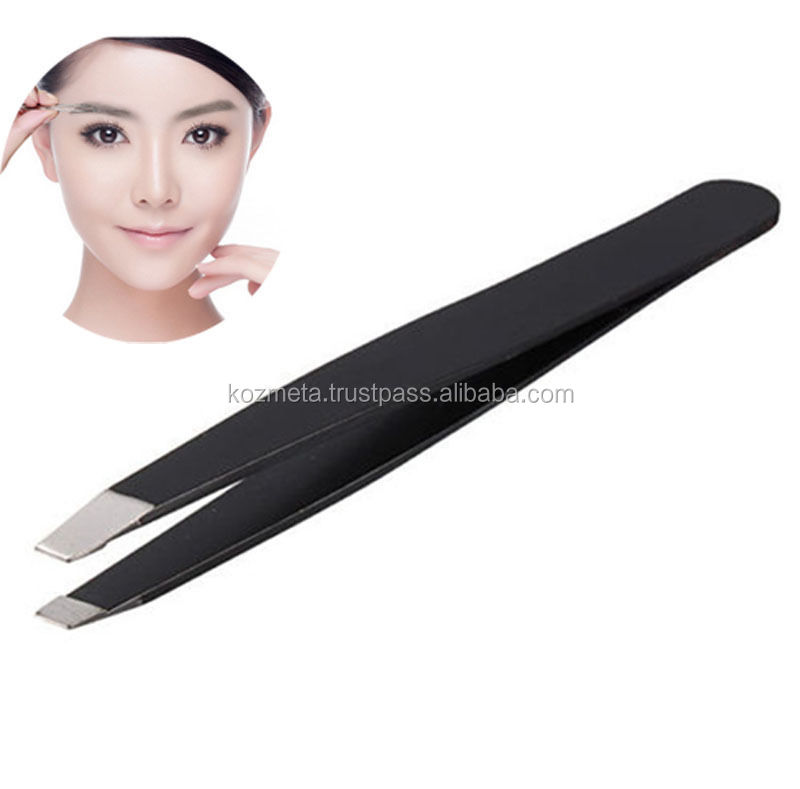 automatic eyebrow tweezers / types tweezers