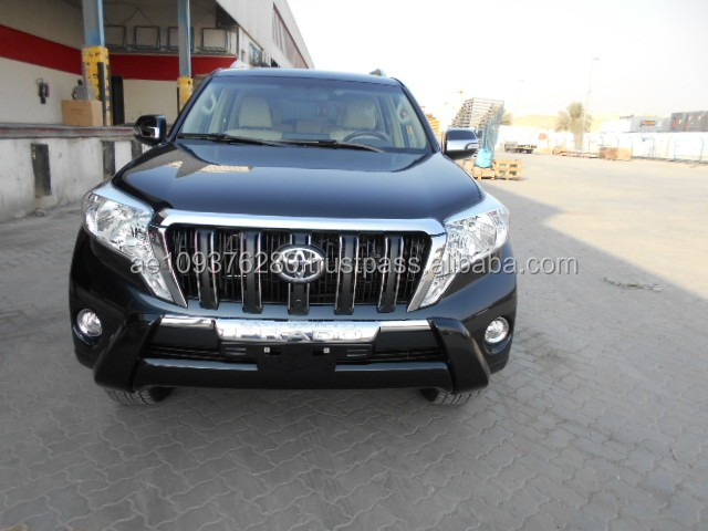 2015 NEW TOYOTA PRADO 4.0L V6 FULL OPTION
