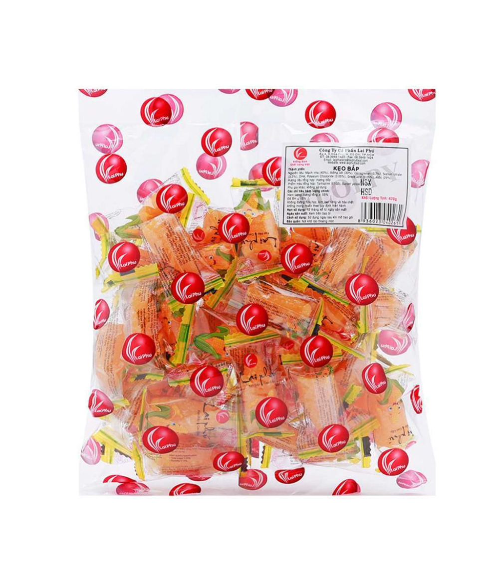 CORN CANDY FLOPPY 470g