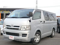 Popular and Reasonable toyota second hand van REGIUS ACE 2005 used car