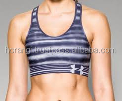 Wholesale Ladies Cheap Hot Large Seamless Adhesive Push Up Supplex Gym Trainning Yoga Sports Bra 2015