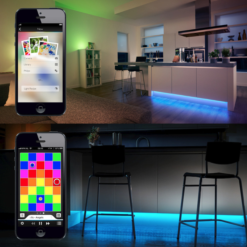 Philips HUE Wireless Lighting Products