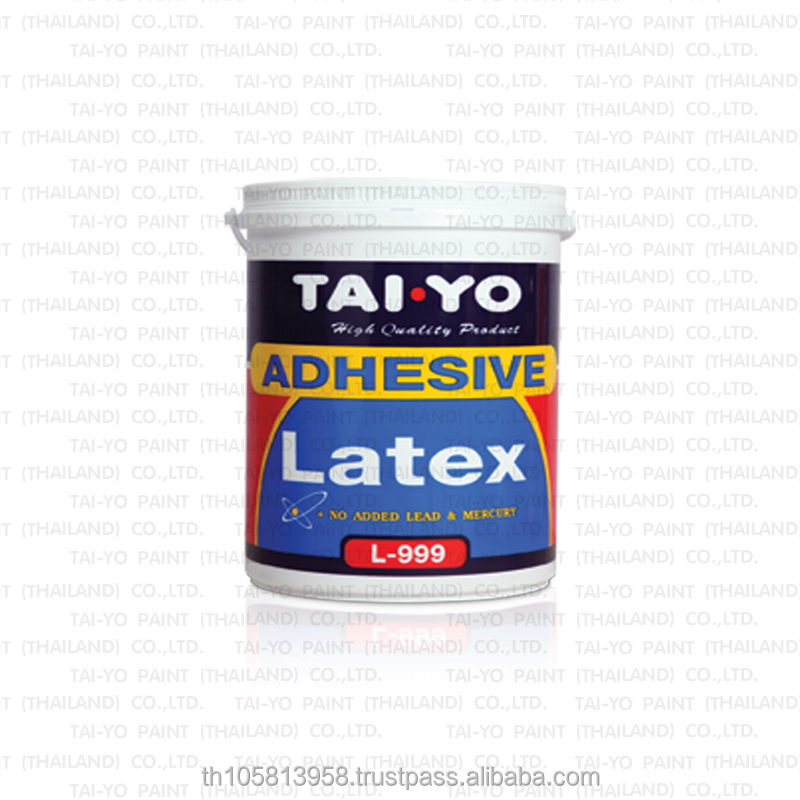 White Latex Emulsion Glue for Wood Furniture Factory
