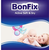 Bonfix High quality Textile Turkish Baby Nappies