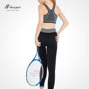 S-SHAPER TV Shopping Yoga Wear Clothes Sets Fitness Pants Sports Bra Sets