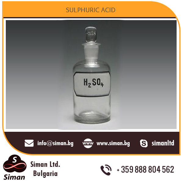 High Grade Industrial Purpose Sulphuric Acid at Low Price