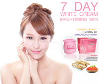 YURI White Cream Skin with Ginseng