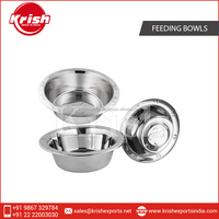 Feeding Bowl for dogs available from Best Brand at Lowest Market Range