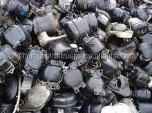 Quality Used compressors for refrigerators scrap large Stock Available