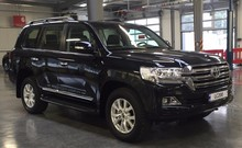 Land Cruiser 200 Turbo diesel VX