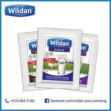 Hot Selling Best Quality Wildan Niaga Baby Goat Milk Powder