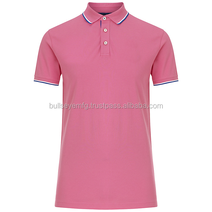 New Classic Polo Shirt, Coral
