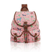 Retro Casual Style Wholesale Rucksack Travel Backpack, High Quality Bags