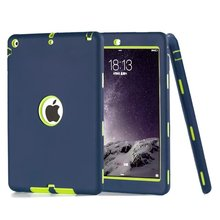 Tablet Case For iPad Mini 1 2 Heavy Duty Waterproof Dust/Shock Proof Cover Case
