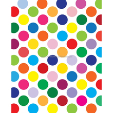 buy multi color dot print and Best Quality fabrics