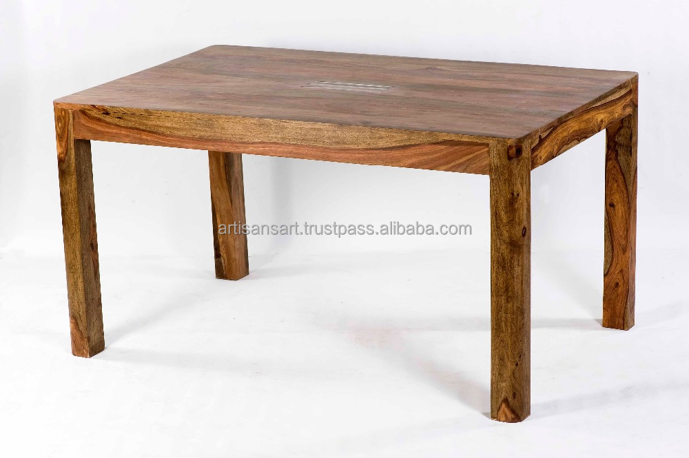 Solid Wood Dining Table available at affordable Prices