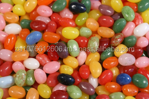 Halal dragees Candy Health Food Jelly Bean Sweet