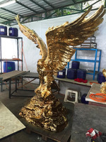 Bronze Special Gold large Eagle