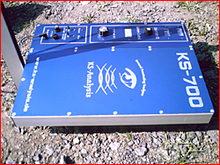 KS-700 GPR Ground Penetrating Radar