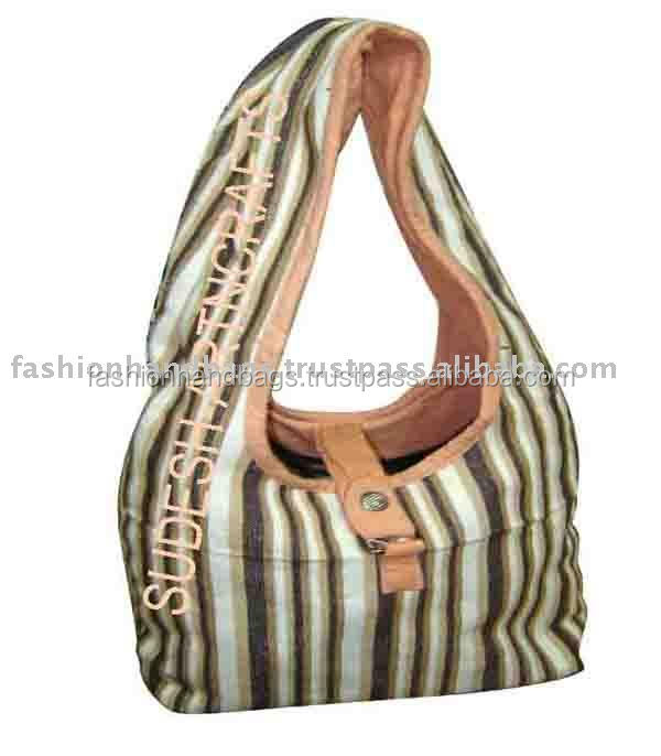 cotton stripe bags,wholesale cheap handbags,indian cheap bags