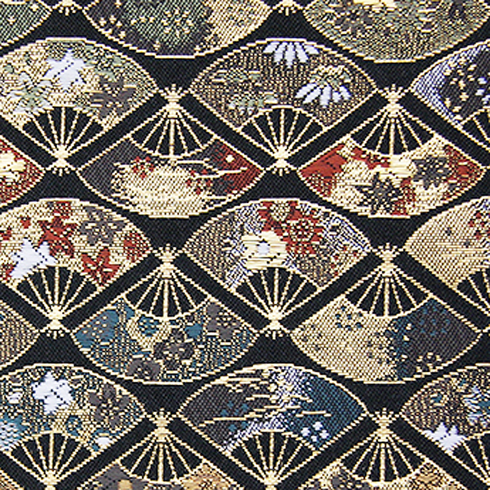 Beautiful Japanese Brocade Kimono Fabric for handicraft, OEM available, most popular items