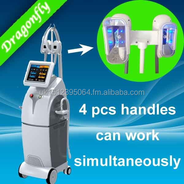 Top quality best sell cryolipolysis beauty machine