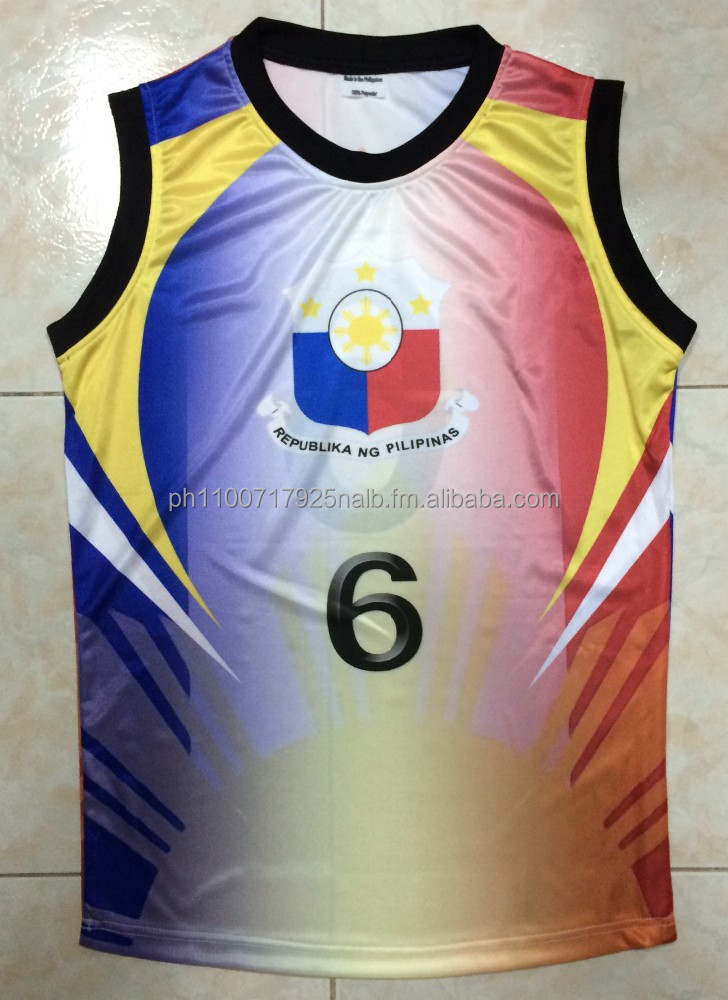 Customize Sublimated Jersey