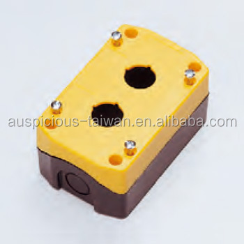 Taiwan Made IP65 Waterproof Push Button Switch Control Station Box & Enclosures