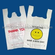 HDPE Thank you Bag