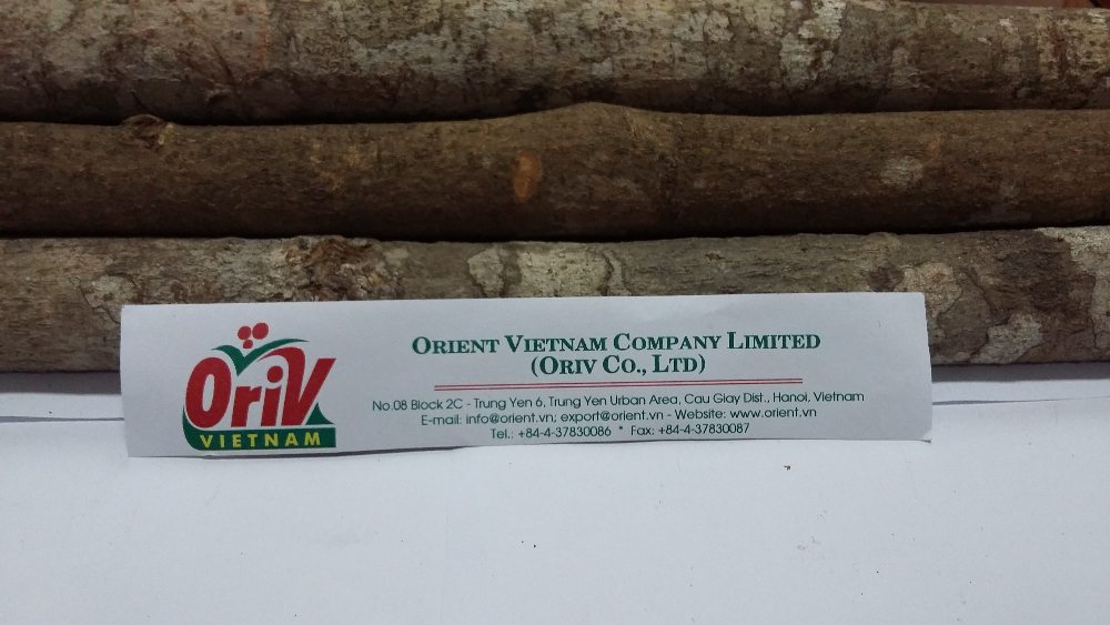 Tube cassia cinnamon, whole 30-40 cm, 100% Vietnam origin