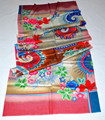 Super light fine silk printed shawls with digital patterns