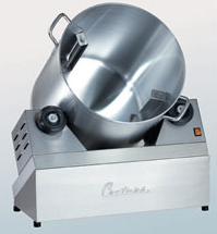 CRETORS Coater Mixer Tumbler